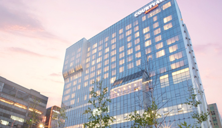 Chicago, il located in Pangyo Techno Valley Courtyard by Marriott Seoul Pangyo is to provide the best facilities and sophisticated services with high-quality business hotel